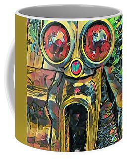 Cadillacasauraus Coffee Mug
