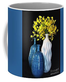 Cadmium Cluster Coffee Mug
