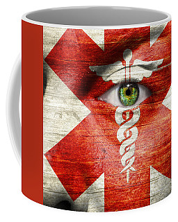 Caduceus  Coffee Mug