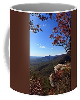 Caesars Head State Park In Upstate South Carolina Coffee Mug