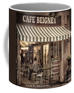 Cafe Beignet 2 Coffee Mug