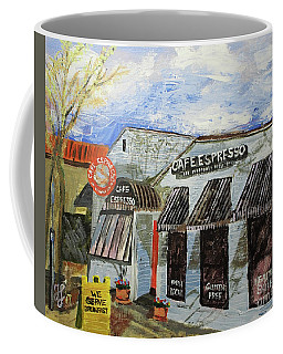 Cafe Espresso Coffee Mug
