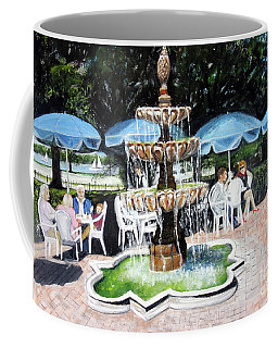 Cafe Gallery Coffee Mug