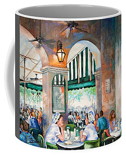 Cafe Girls Coffee Mug