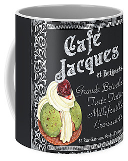 Cafe Jacques Coffee Mug