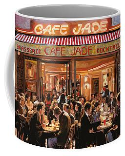 Cafe Jade Coffee Mug