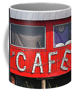 Cafe Coffee Mug