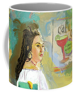 Cafe Ole Girl Coffee Mug