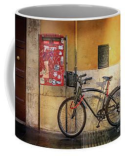 Cafe Racer Bicycle Coffee Mug