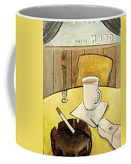Cafe Still Life Coffee Mug
