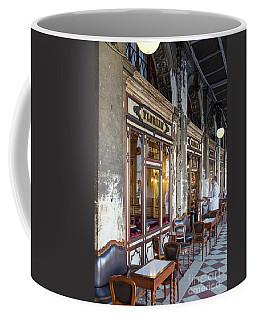Caffe Florian II Coffee Mug by Brian Jannsen