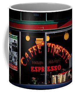 Caffe Trieste Espresso Window Coffee Mug