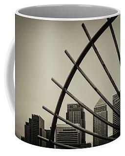 Caged Canary Coffee Mug