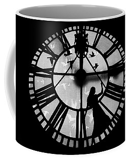 Coffee Mug featuring the photograph Caged Soul by Marianna Mills