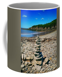 Cairn In Eastern Canada Coffee Mug