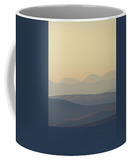 Cairngorms Sunset Coffee Mug