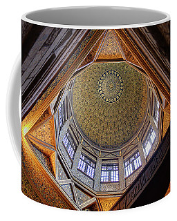 Cairo Nilometer Coffee Mug by Nigel Fletcher-Jones