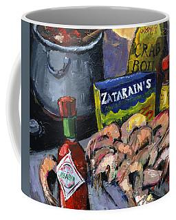 Cajun Boil Coffee Mug
