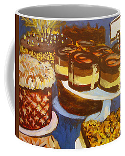 Cake Case Coffee Mug