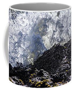 California Coast Wave Crash 5 Coffee Mug