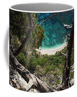 Cala Biriola Coffee Mug