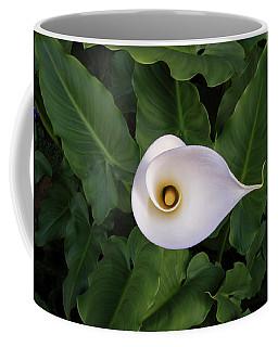 Calla Lily Coffee Mug
