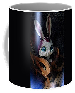 Coffee Mug featuring the photograph Calamitous  by Steven Richardson