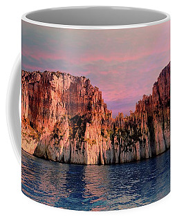 Calanques De Marseille .  Coffee Mug