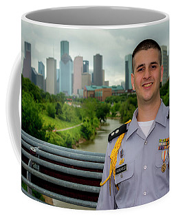 Caleb Senior Portrait Coffee Mug