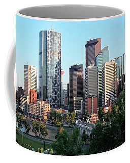 Calgary 2 Coffee Mug by Victor K