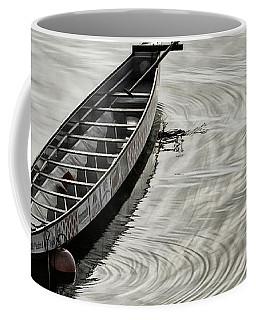 Calgary Dragon Boat Coffee Mug by Brad Allen Fine Art