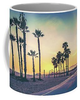 Cali Sunset Coffee Mug