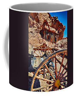 Calico Ghost Town Mine Coffee Mug