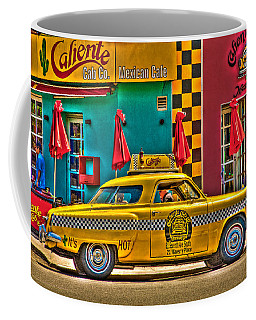 Caliente Cab Co Coffee Mug