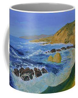 Calif. Coast Coffee Mug