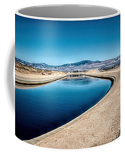 California Aqueduct At Fairmont Coffee Mug