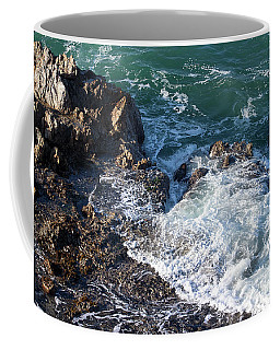 Coffee Mug featuring the photograph California Beauty by Michael Rock