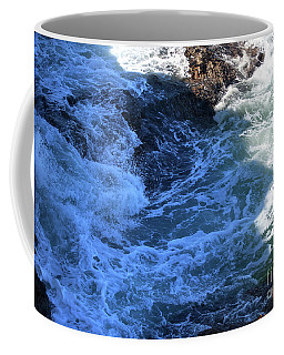 Coffee Mug featuring the photograph California Blue by Michael Rock