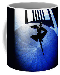 Coffee Mug featuring the photograph California Blue by Wayne Sherriff