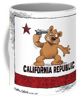California Budget Suicide Coffee Mug