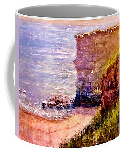 California Cliffs.. Coffee Mug