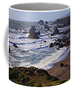 California Coast Sonoma Coffee Mug by Garry Gay