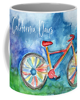 California Days - Art By Linda Woods Coffee Mug