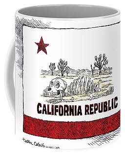California Drought Coffee Mug