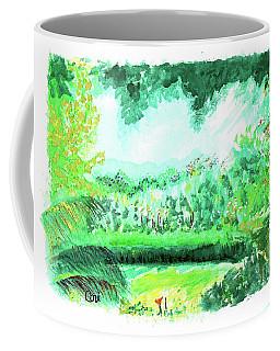 California Garden Coffee Mug