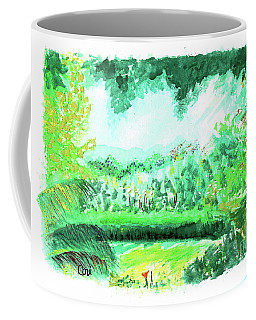 California Garden Coffee Mug
