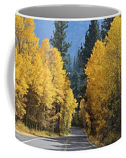 California Gold Coffee Mug