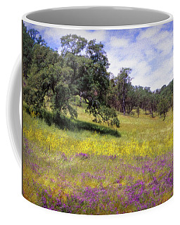 California Hills Coffee Mug