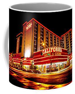 California Hotel Coffee Mug