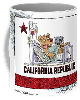 California Is Sick Coffee Mug